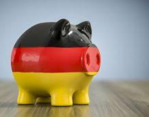 Bankowe problemy gospodarki niemieckiej