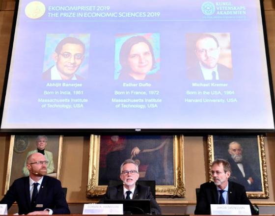 Nobel-2019-Fot-PAP