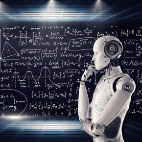 AI machine learning robots kwadrat
