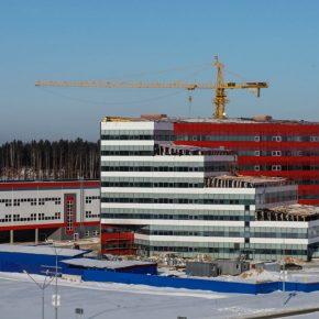 Belarus Great Stone Industrial Park kwadrat