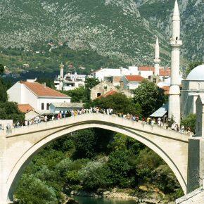 BiH Mostar kwadrat