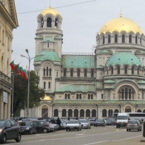 Bulgaria Sofia 2 kwadrat
