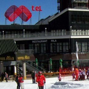 Bulgaria skiing kwadrat