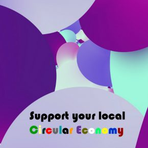 Circular economy square