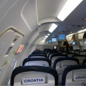 Croatia Airline 1 kwadrat