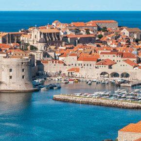 Croatia Dubrovnik kwadrat