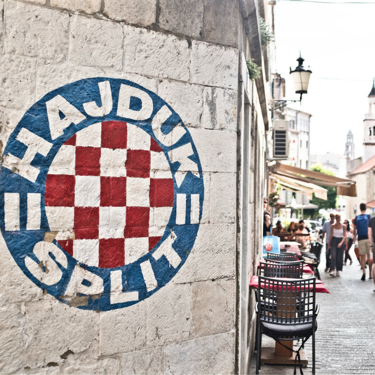 Croatian risky football economy