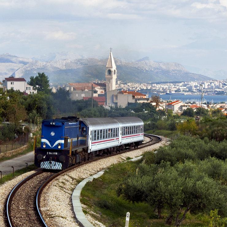 Railway development vital for the southern flank of Croatian Tsi