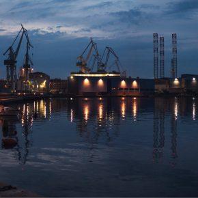 Croatia Uljanik shipyard 2 kwadrat