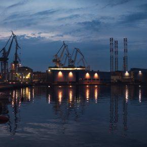 Croatia shipyard Uljanik kwadrat