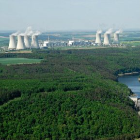 Czech government accepted a new nuclear plant