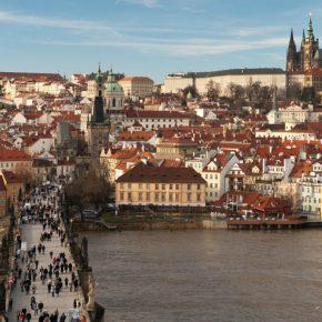 Czechy Praga kwadrat