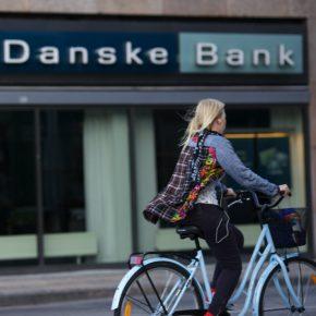 Danske Bank kwadrat