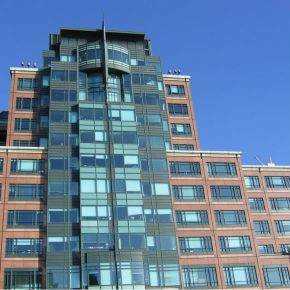 EBRD HQ square
