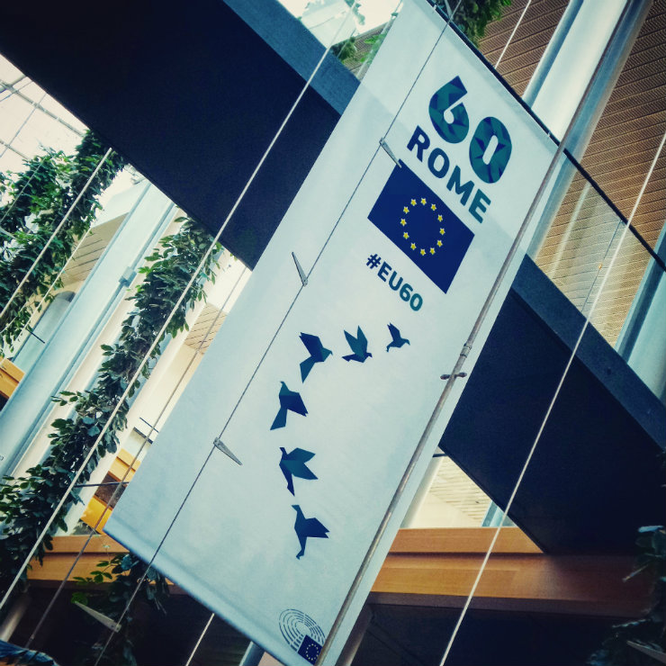 The European Union at 60: Its future might be brighter than many expect