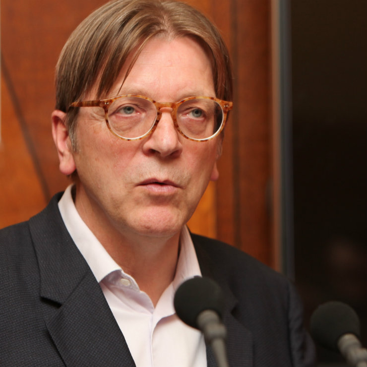 'Polycrisis' of EU is a chance for Europe said Guy Verhofstadt