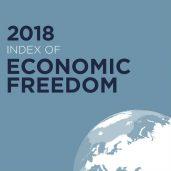 Poland slightly improved its score in the Economic Freedom Index