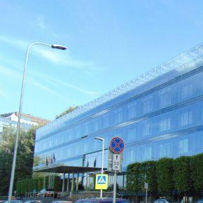 Energy of Lithuania headquarters kwadrat