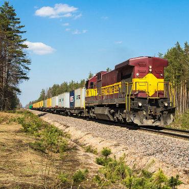 One Belt One Road and Amber Train