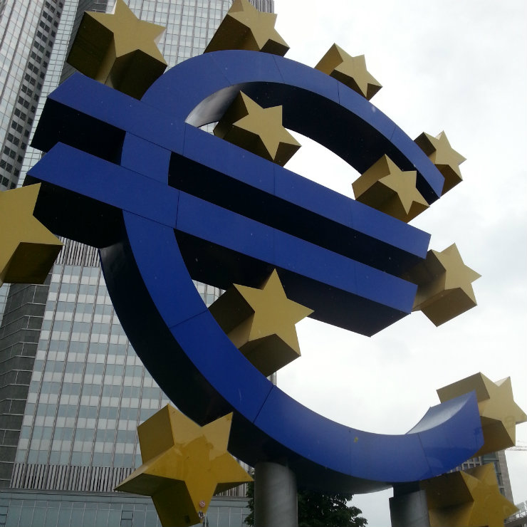 Europe is slowly deleveraging