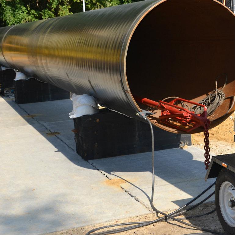 Bulgaria-Romania gas pipeline to open in August