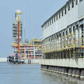 Gazoport LNG kwadrat