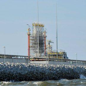 Świnoujście gas terminal: all systems go