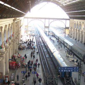 Modernization of Belgrade-Budapest railway line as One Belt One Road initiative