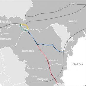 Hungary Eastring map kwadrat
