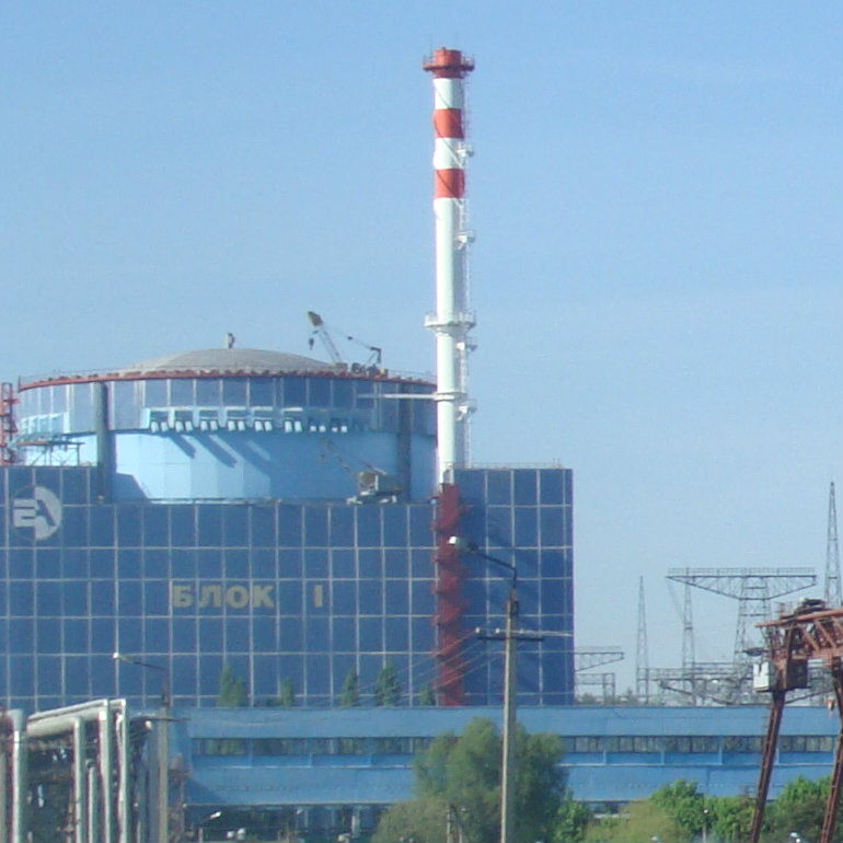 Ukrainian nuclear power plants and the loot hunters