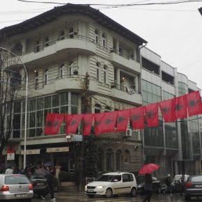 Kosovo Pristina kwadrat