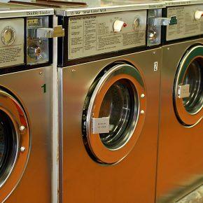 Laundromat kwadrat