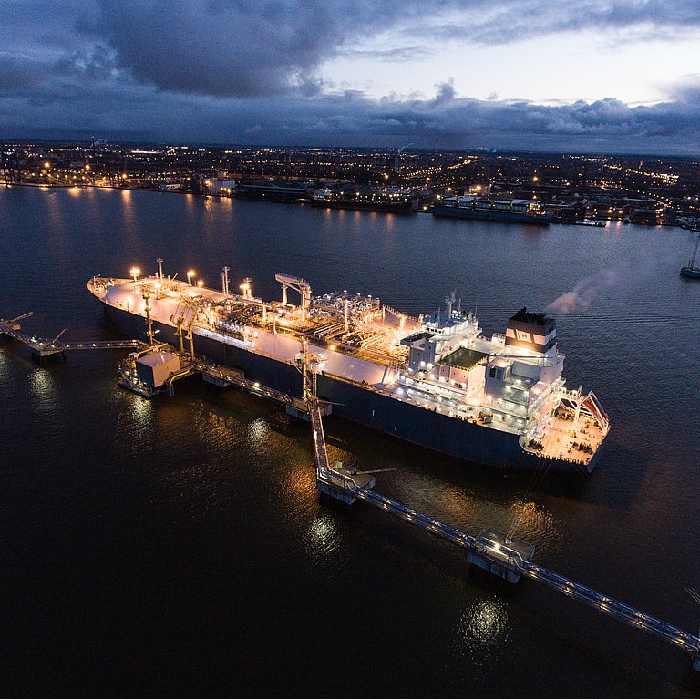 Lithuania gets its own LNG terminal and new rules for energy market