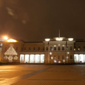 Lithuania Vilnius 2 kwadrat