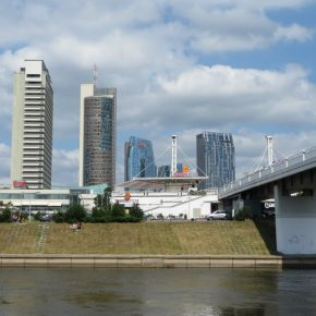 Lithuania Vilnius kwadrat