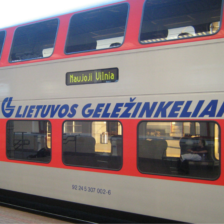 Lithuanian Railways plans extra investment
