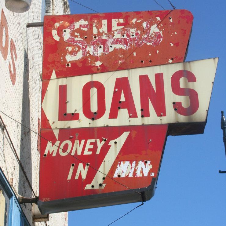 Loans kwadrat