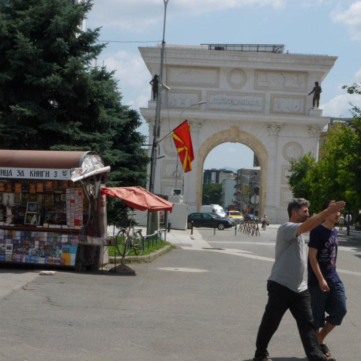 Macedonia is losing people due to brain drain