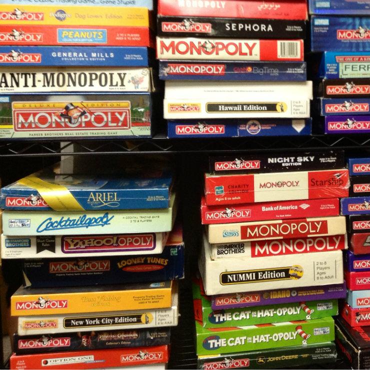 Monopoly 2 square