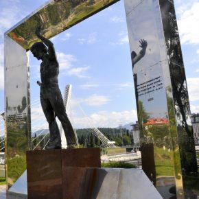 Montenegro Podgorica 2 kwadrat