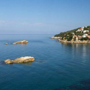 Montenegro coast kwadrat