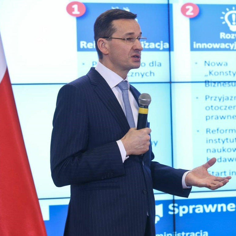 Morawiecki plan calls for robust local government investment