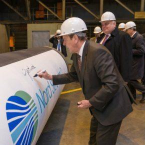 Nord Stream 2 kwadrat