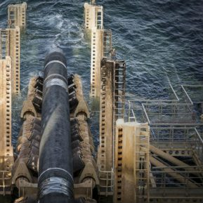 Nord Stream 2 pipeline project gets an orange light