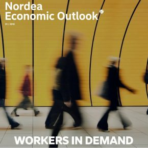 Economic Outlook Report by Nordea - an optimistic tone for 2018
