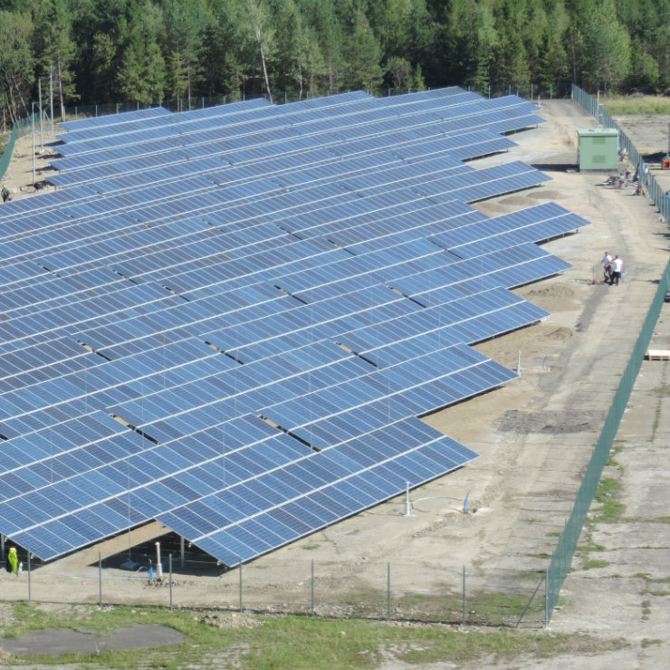 Poland is trying to get more green