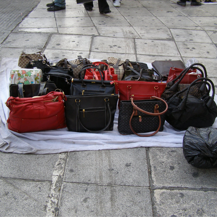 Counterfeit goods cost the European economy billions of EUR each year