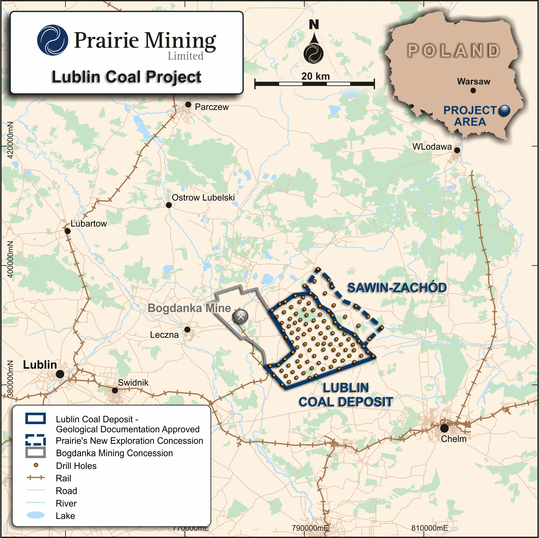 Concessions hinder investment in mining in Poland