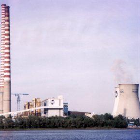 Poland Rybnik power plant kwadrat