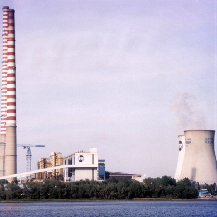 Repolonization of power plants as part of prevention